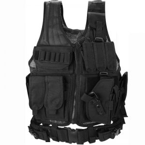 Gilet Tattico ProCase Softair e paintball