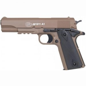 Pistola per Softair Colt M1911 molla