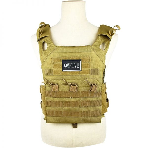qmfive gilet tattica softair paintball